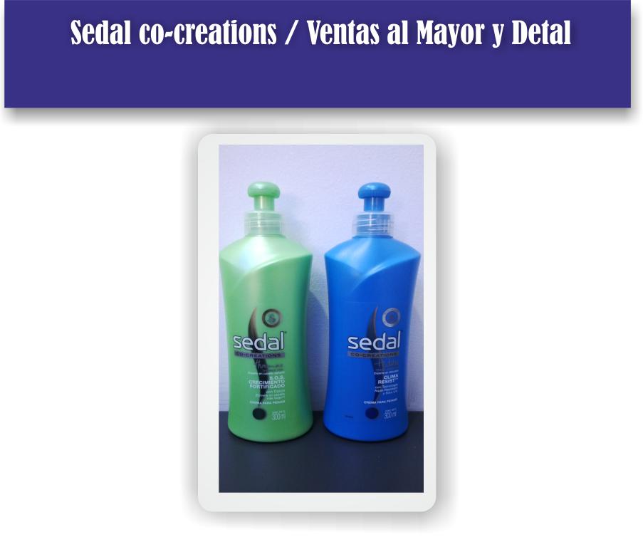 Crema Peinar Sedal Co Creations Para Mujer Detal Y Mayor